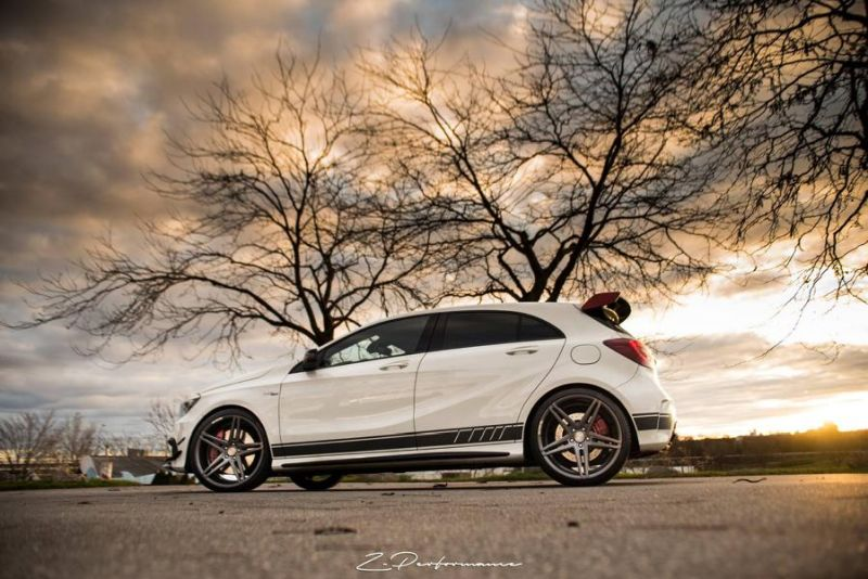 11953392 721142504657835 2077797761053672887 o Mercedes Benz A45 AMG EDITION 1 by Z Performance