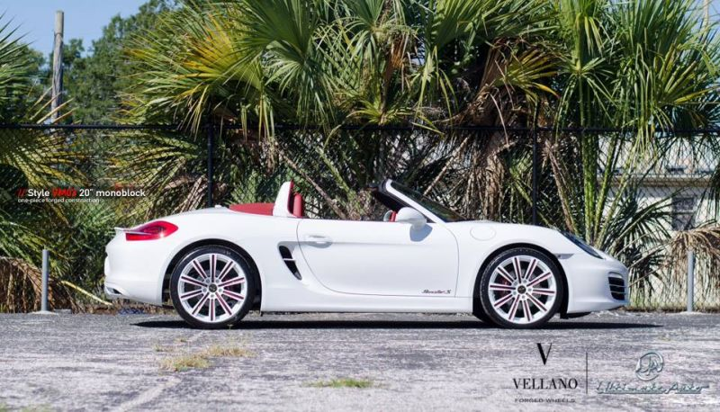 11954622 987084401334306 3606552779753204898 n 20 Zoll VM03 Vellano Forged Wheels am Boxter Cabrio