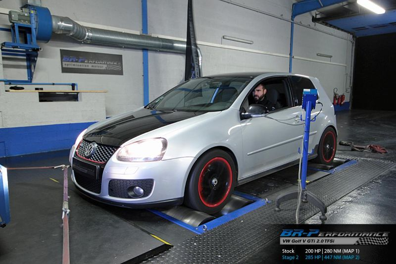12357123 1067034266661329 7930956675655720482 o VW Golf V GTi 2.0 TFSi mit 321PS by BR Performance