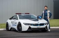 2016 Formel E BMW i8 Safety Car 10 190x123 BMW I8 & I3 als Safety Car der neuen Formel E 2016
