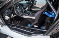 2016 Formel E BMW i8 Safety Car 6 190x124 BMW I8 & I3 als Safety Car der neuen Formel E 2016