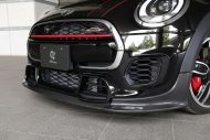 2016 mini john cooper works gets aero parts from 3d design photo gallery 11 190x127 Mini John Cooper Works F56 Parts by 3D Design