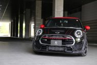 2016 mini john cooper works gets aero parts from 3d design photo gallery 4 190x127 Mini John Cooper Works F56 Parts by 3D Design