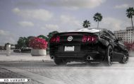 65 tuning roush performance ford 5 190x119 Roush Ford Mustang mit 20 Zoll XO Luxury Wheels