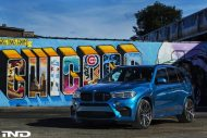 A Clean IND Long Beach Blue Metallic BMW X5 M Project 11 190x127 iND Distribution Tuning BMW F85 X5M mit 22 Zoll Vellano´s