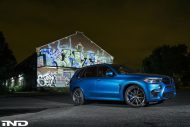 A Clean IND Long Beach Blue Metallic BMW X5 M Project 4 190x127 iND Distribution Tuning BMW F85 X5M mit 22 Zoll Vellano´s