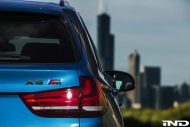 A Clean IND Long Beach Blue Metallic BMW X5 M Project 6 190x127 iND Distribution Tuning BMW F85 X5M mit 22 Zoll Vellano´s