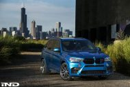 A Clean IND Long Beach Blue Metallic BMW X5 M Project 7 190x127 iND Distribution Tuning BMW F85 X5M mit 22 Zoll Vellano´s