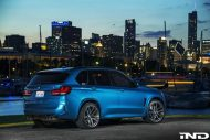 A Clean IND Long Beach Blue Metallic BMW X5 M Project 9 190x127 iND Distribution Tuning BMW F85 X5M mit 22 Zoll Vellano´s