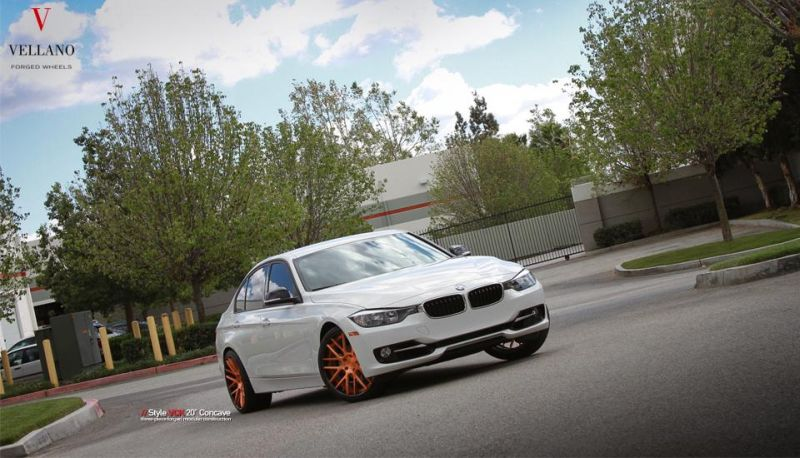 Alpine-White-BMW-3-Series-On-Vellano-Wheels-Photoshoot-8