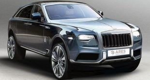 Ares Design Rolls Royce Cullinan 1 310x165 (Rendering) Ares Performance Tuning Rolls Royce Cullinan