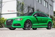 Audi S3 On Vossen VFS1 By Naples Speed 1 190x127 20 Zoll Vossen Wheels VFS1 (VFS 1) am Audi A3 S3