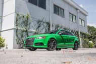 Audi S3 On Vossen VFS1 By Naples Speed 2 190x127 20 Zoll Vossen Wheels VFS1 (VFS 1) am Audi A3 S3