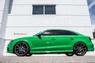 Audi S3 On Vossen VFS1 By Naples Speed 5 190x127 20 Zoll Vossen Wheels VFS1 (VFS 1) am Audi A3 S3