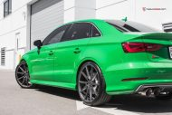 Audi S3 On Vossen VFS1 By Naples Speed 8 190x127 20 Zoll Vossen Wheels VFS1 (VFS 1) am Audi A3 S3