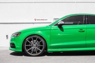 Audi S3 On Vossen VFS1 By Naples Speed 9 190x127 20 Zoll Vossen Wheels VFS1 (VFS 1) am Audi A3 S3