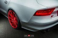 Audi S7 On VPS 309 By Vossen Wheels 07 190x127 Audi A7 S7 auf 22 Zoll Vossen Wheels VPS 309 in Rot