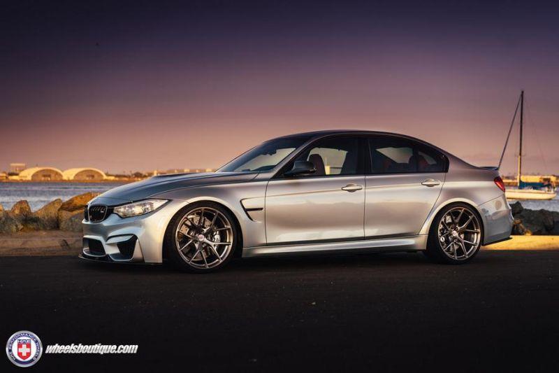BMW-F80-M3-On-HRE-P101-Wheels-8