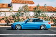 BMW F82 M4 On Vossen Wheels Photoshoot 16 190x127 Yas Marina blauer BMW M4 F82 auf VFS2 Vossen Wheels