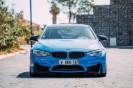 BMW F82 M4 On Vossen Wheels Photoshoot 7 190x127 Yas Marina blauer BMW M4 F82 auf VFS2 Vossen Wheels