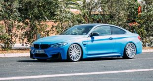 BMW F82 M4 On Vossen Wheels Photoshoot 8 310x165 Yas Marina blauer BMW M4 F82 auf VFS2 Vossen Wheels