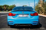 BMW F82 M4 On Vossen Wheels Photoshoot 9 190x127 Yas Marina blauer BMW M4 F82 auf VFS2 Vossen Wheels