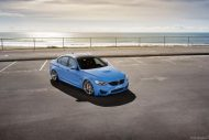 BMW M3 with HRE P44SC Wheels 7 190x127 19 Zoll HRE Wheels P44SC am BMW M3 F80