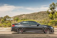 BMW M4 Build By TAG Motorsports Featuring Vossen Wheels 9 190x127 Vossen Wheels VPS 308 Alufelgen auf dem Tag Motorsports BMW M4 F82
