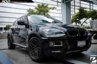 BMW X6 With ADV1 Wheels 1 190x127 BMW X6 xDrive30d von Prodrive mit ADV.1 Wheels