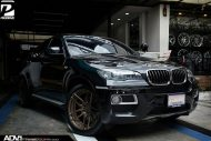 BMW X6 With ADV1 Wheels 2 190x127 BMW X6 xDrive30d von Prodrive mit ADV.1 Wheels
