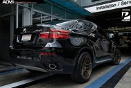 BMW X6 With ADV1 Wheels 4 190x127 BMW X6 xDrive30d von Prodrive mit ADV.1 Wheels