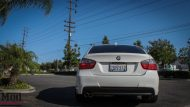 BMW E90 328i White M3 Bumper Msport RR  7 190x107 BMW E90 328i auf VMR VB3 Wheels by ModBargains