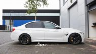 BMW F80 M3 HR Lowered Eibach 15mm 2 190x107 Dezent und gut   Baan Velgen tunt den BMW M3 F80