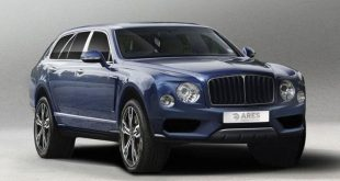 Bentley SUV Concept ARES 4 310x165 Mach's Dir selbst   Ares Performance Bentley Mulsanne Coupé