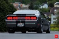 Dodge Challenger SRT On CVT By Vossen Wheels 8 190x127 Dodge Challenger SRT 392 mit Vossen Wheels CVT Felgen