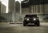 EVS Motors Search Destroy H1 3 190x130 EVS Motors   extreme Hummer H1 auf ADV.1 Wheels