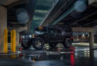 EVS Motors Search Destroy H1 4 190x130 EVS Motors   extreme Hummer H1 auf ADV.1 Wheels