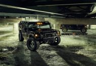 EVS Motors Search Destroy H1 6 190x130 EVS Motors   extreme Hummer H1 auf ADV.1 Wheels