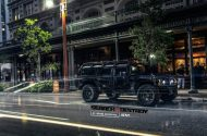 EVS Motors Search Destroy H1 9 190x125 EVS Motors   extreme Hummer H1 auf ADV.1 Wheels