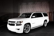 Exclusive Motoring Chevrolet Suburban By Dub wheels 1 190x127 Chevrolet Suburban mit 24 Zoll DUB Wheels by EM