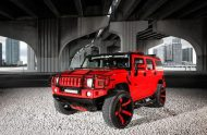 Exclusive Motoring Hummer H2 on KMC Rockstar wheels 2 190x124 Exclusive Motoring tunt den Hummer H2 mit KMC Wheels