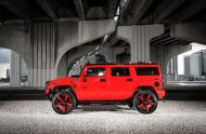 Exclusive Motoring Hummer H2 on KMC Rockstar wheels 4 190x124 Exclusive Motoring tunt den Hummer H2 mit KMC Wheels