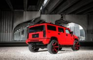 Exclusive Motoring Hummer H2 on KMC Rockstar wheels 5 190x124 Exclusive Motoring tunt den Hummer H2 mit KMC Wheels