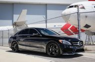 Exclusive Motoring Mercedes Benz C300 by OEM wheels 03 190x124 Exclusive Motoring   Tuning am Mercedes Benz C300