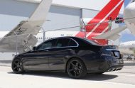 Exclusive Motoring Mercedes Benz C300 by OEM wheels 05 190x124 Exclusive Motoring   Tuning am Mercedes Benz C300