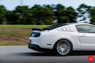 Ford Mustang On Vossen VFS 2 By Vossen Wheels 9 190x127 Vossen Wheels VFS 2 (VFS2) am Ford Mustang in Weiß