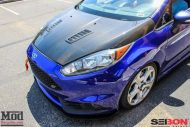 Ford Fiesta ST Seibon CF RS Hood tuning 4 190x127 Ford Fiesta ST   Carbon Tuning by ModBargains