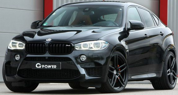 G-Power BMW X6M F86 Chiptuning 2016 (1)