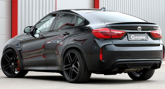 G-Power BMW X6M F86 Chiptuning 2016 (2)