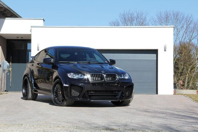 G Power Tyhphoon BMW X6 M 1 G Power BMW X6 M E71 Typhoon mit 725PS